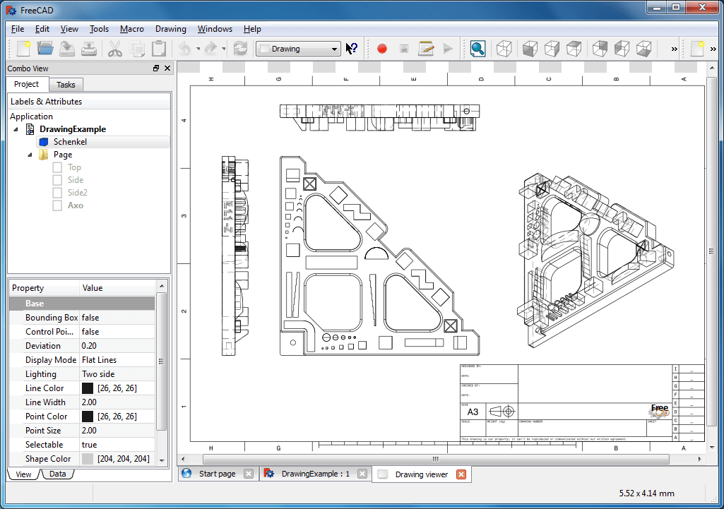 software cad free