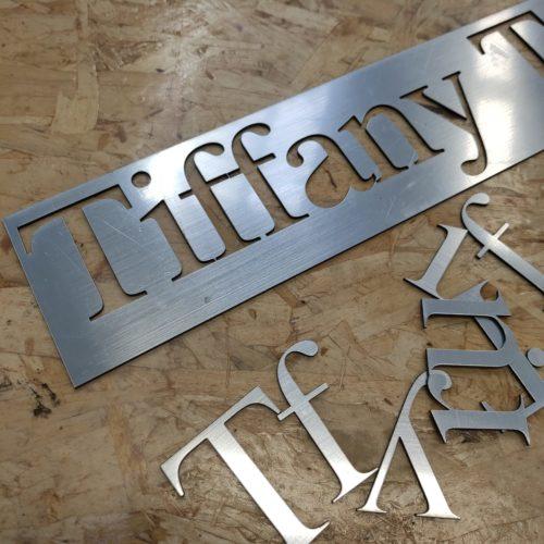 tyffany acciaio