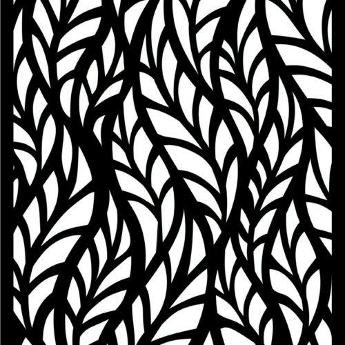 foglie pattern