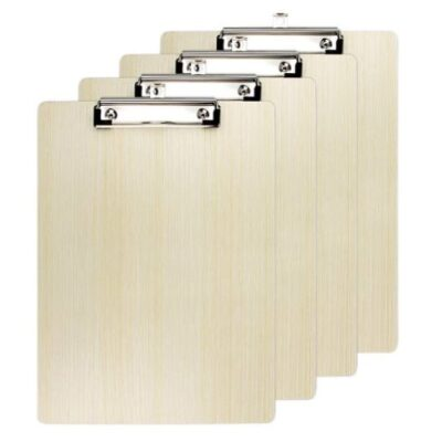portablocco in legno bianco
