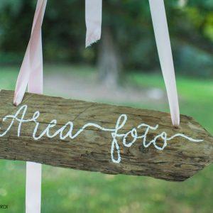 cartelli indicazioni matrimonio