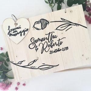 guest book. wedding