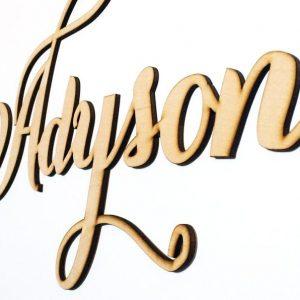 scritte in lettering