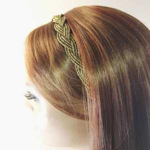 Bandeau cheveux élastique Maliz
