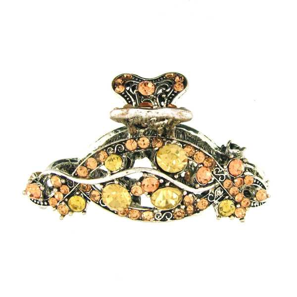 Pince crabe moyenne argentée Balina