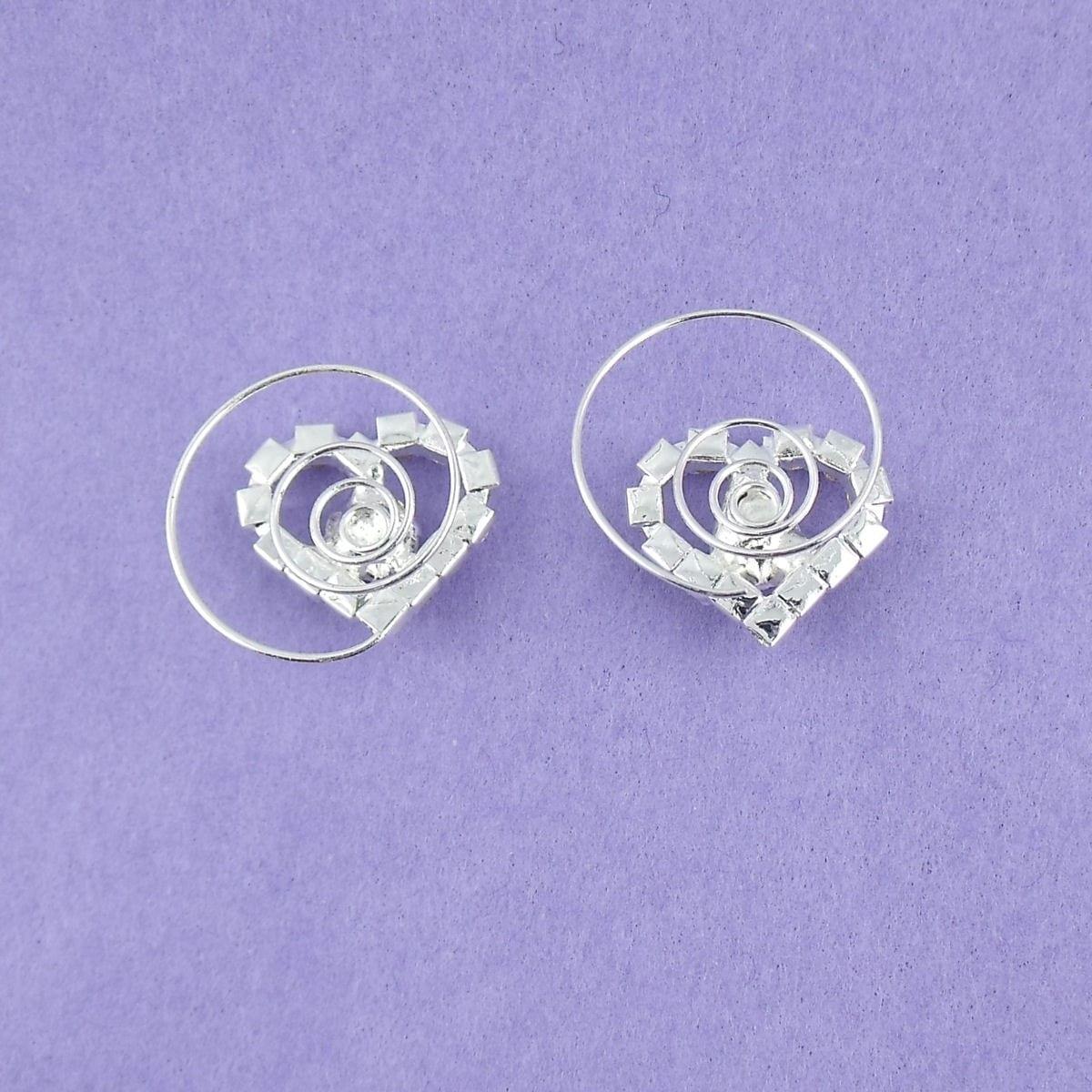 Pic-chignon Mariage Twister Curlie Perle Blanche lot de 3