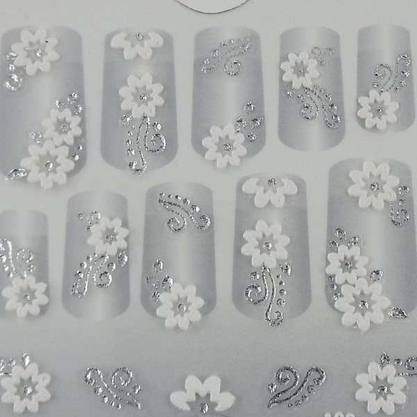 Stickers pour ongles – AB02