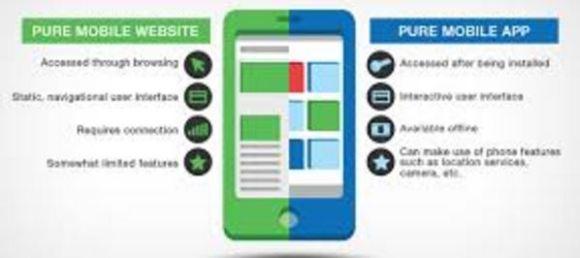 Mobile Application or Website