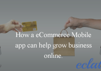eCommerce Mobile app