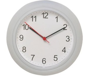 IKEA's Rusch wall clock