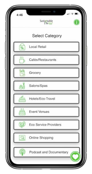 Sustainable Life App