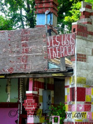 Jesus is the rock EclecticEvelyn.com