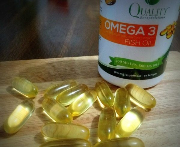 Review Quality Encapsulation Omega 3 EclecticEvelyn.com