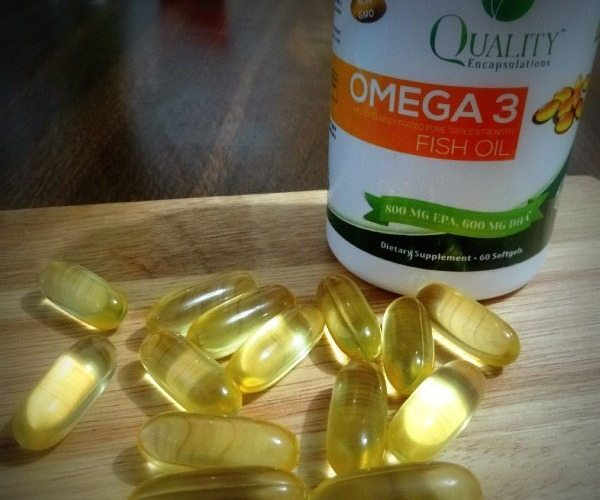 Review Quality Encapsulation Omega 3 EclecticEvelyn.com