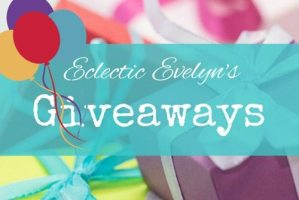 Giveaways EclecticEvelyn.com
