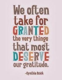 Gratitude EclecticEvelyn.com
