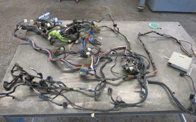Electrical spaghetti