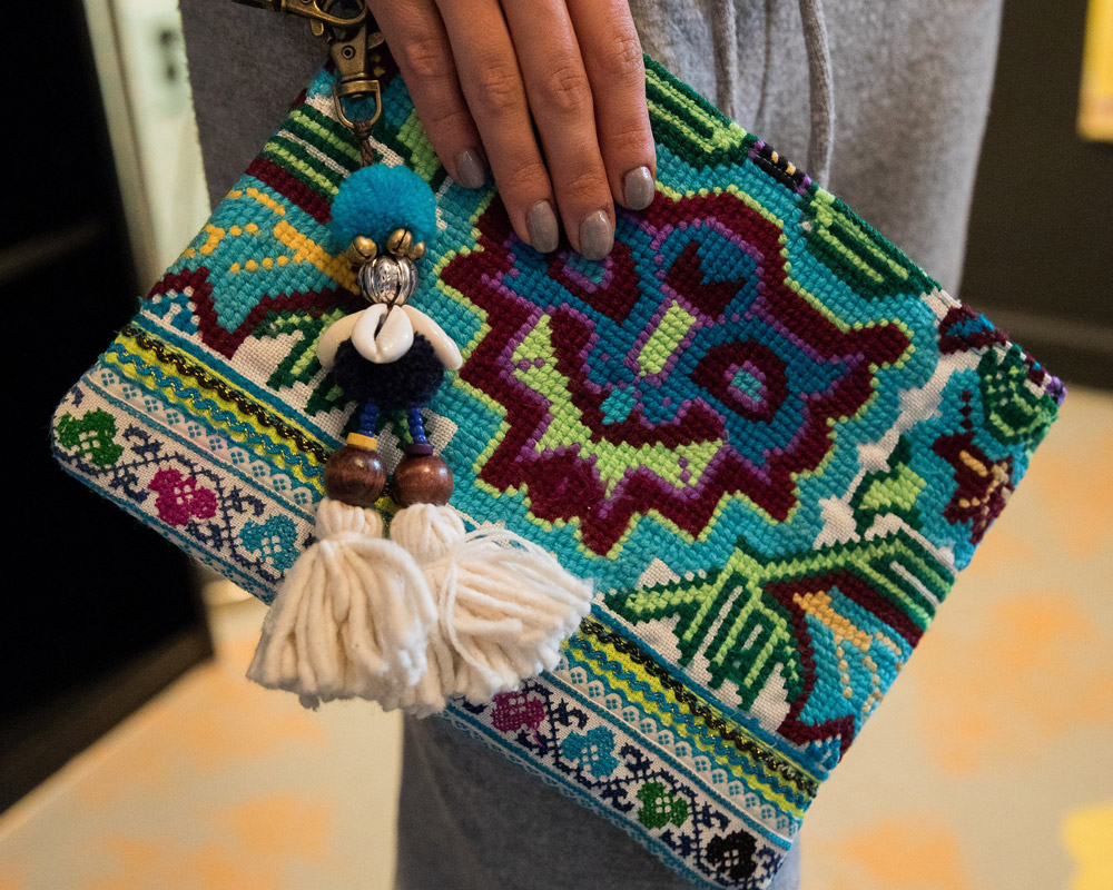 JADEtribe handbag