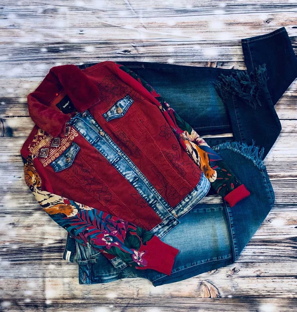 Desigual – Sweater Jacket