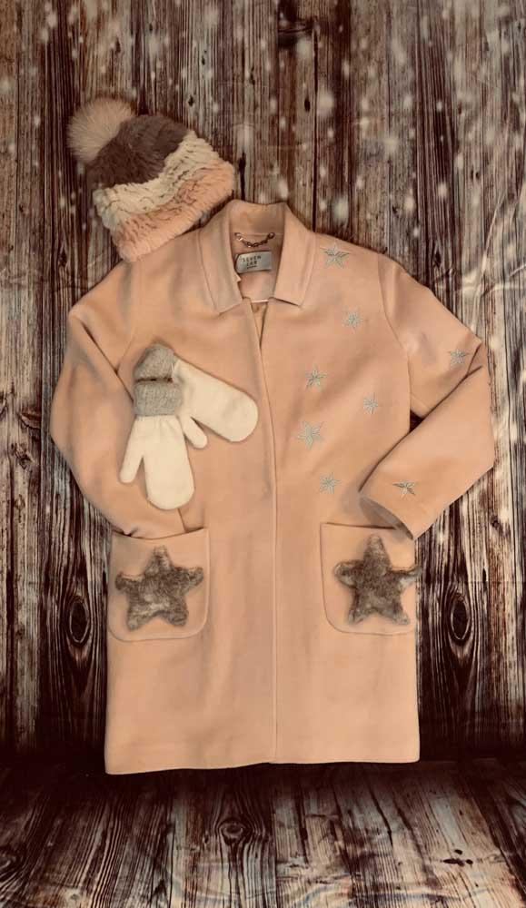 Seven Lab – Coat