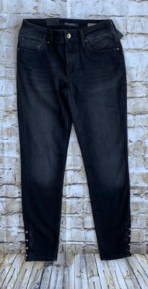 Mavi Adriana Ankle Smoke Pearl Jeans