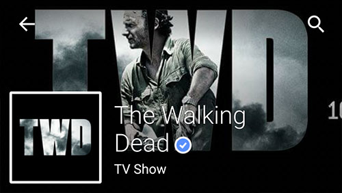 The Walking Dead mobile cover image