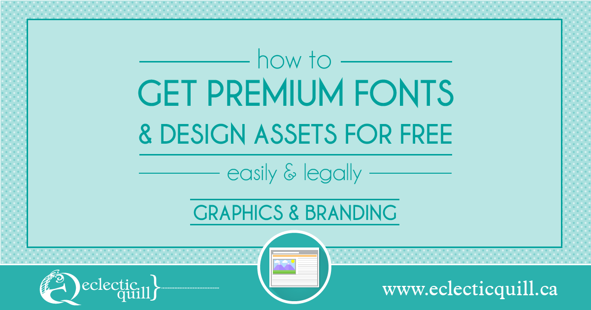 How to get free fonts feature