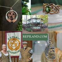 R.E. Piland Goldsmiths Fine Celtic Jewelry