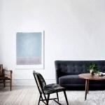 Nathalie Schwer's home in Copenhagen