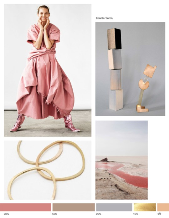 Color Inspiration No.4 - Eclectic Trends