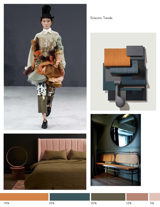 Autumn Color Palette 2016-Eclectic Trends