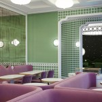 India Mahdavi's colorful world for La Durée