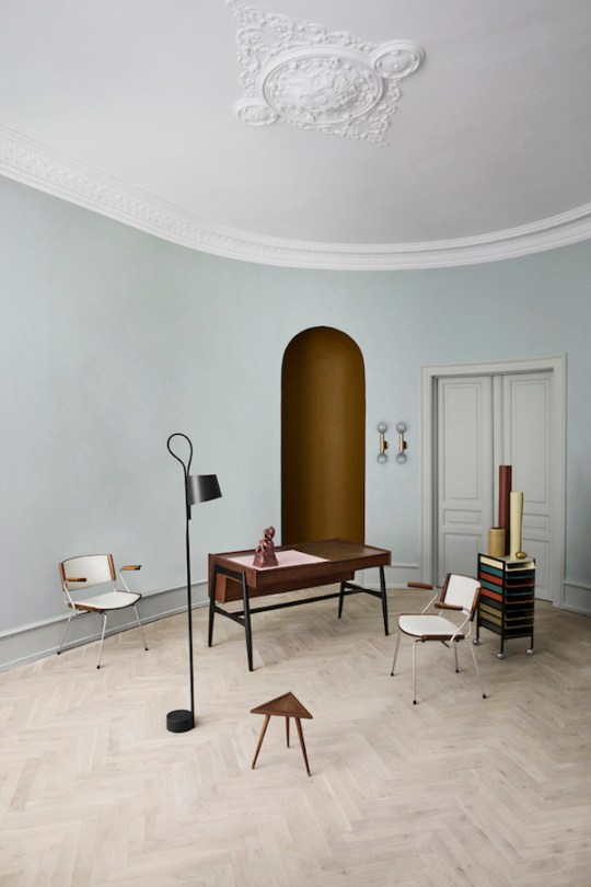 Le Corbusier Color Palette translated - Eclectic Trends