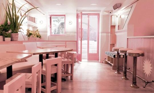 It's trending: 9 examples of the Total Look in Pink via Eclectic Trends