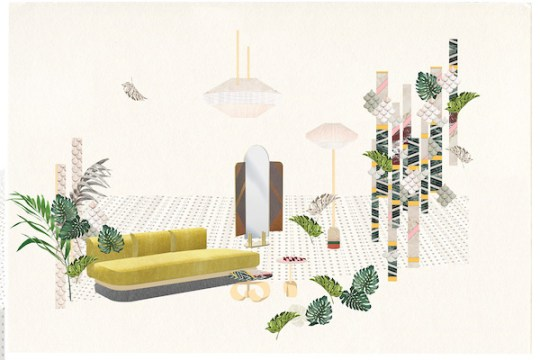 The Happy Room for Fendi-Eclectic Trends