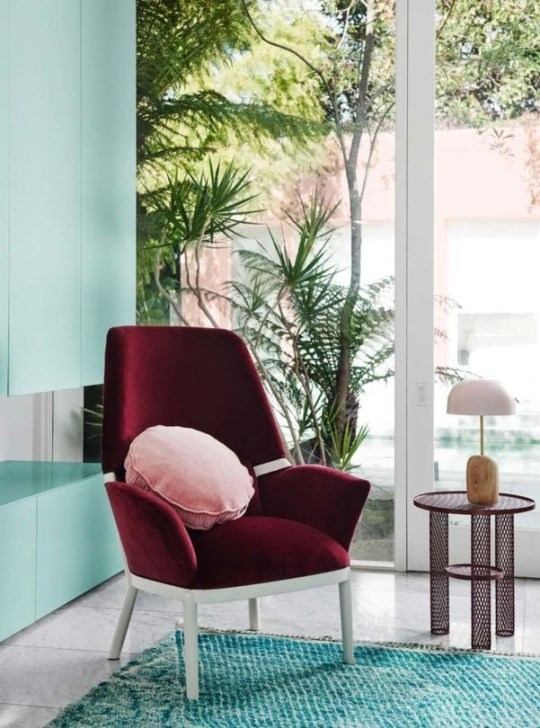 4 Color Trends 2018 by Dulux Escapade_2 via Eclectic Trends