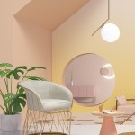 How to translate seasons into color in interior design?