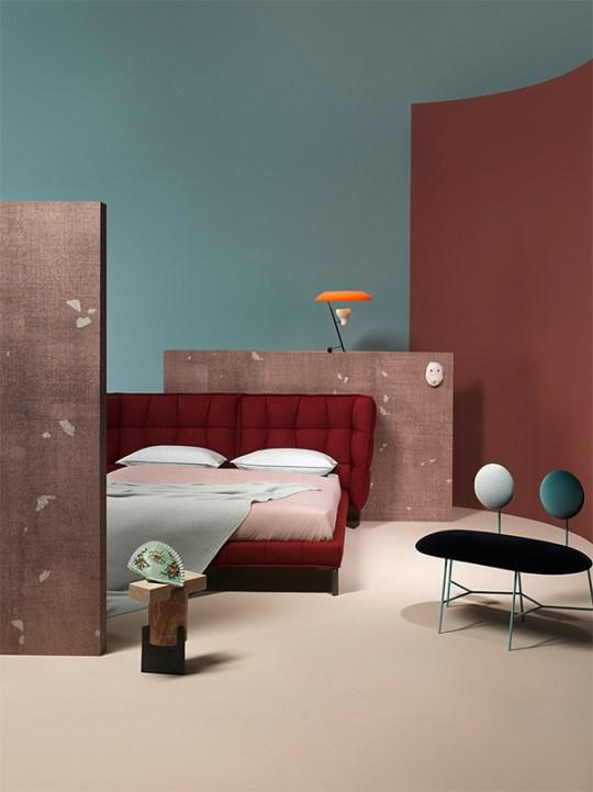 Seductive spaces by Elena Mora via Eclectic Trends