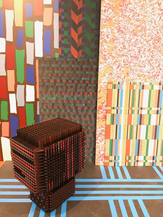 Eclectic Trends | Top4 Installations-Milan Design Week 2018-Envisions for Finsa-