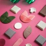 Playful tiles design by Cristina Celestino x Fornace Brioni
