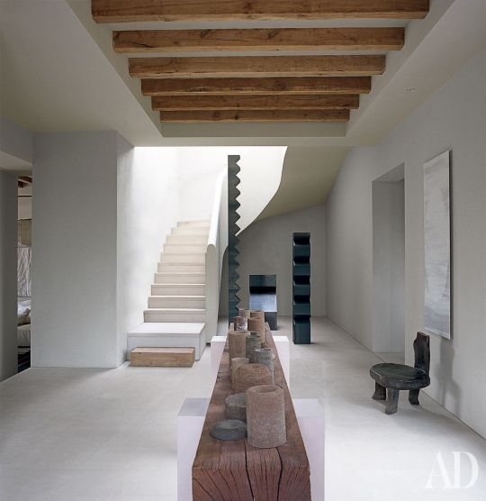Eclectic Trends | Faye Toogood's renovation project in Ibiza