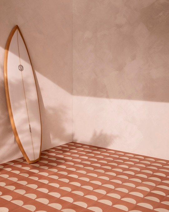 Eclectic Trends | MEditerrenena vibes in Sarah Ellison new tiles collection