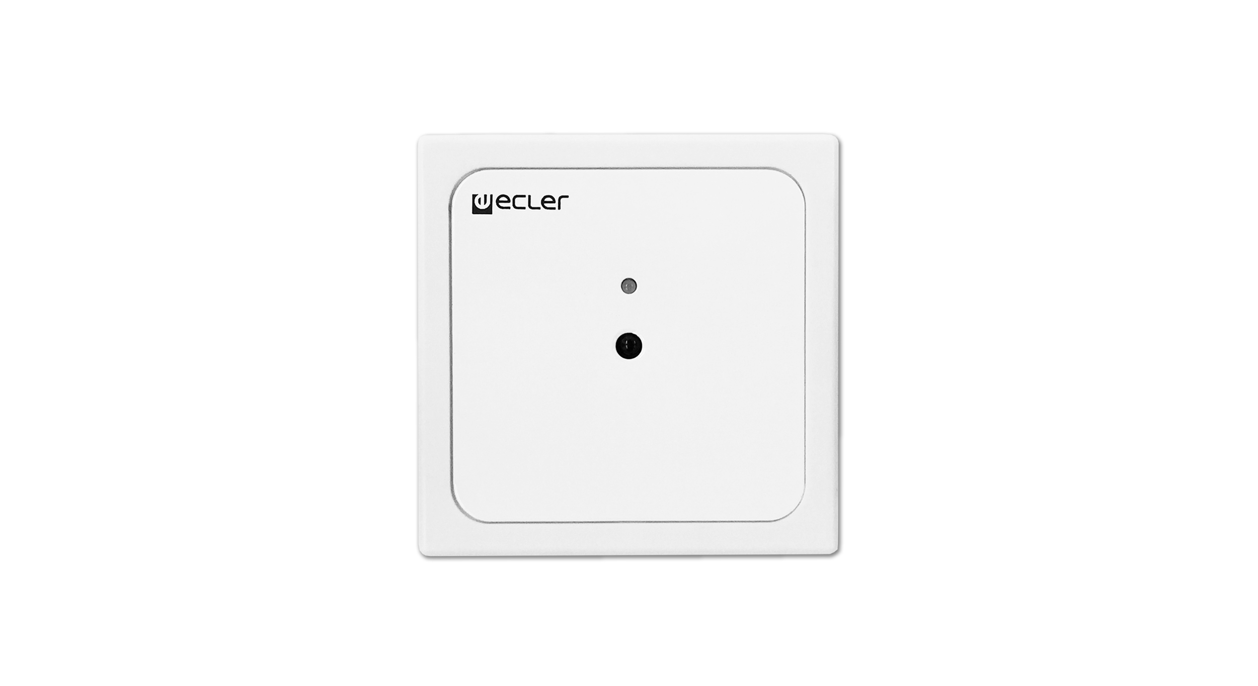 Ecler WPmVOL-IR Wall Panel Infrared Control kit IR to 0-10