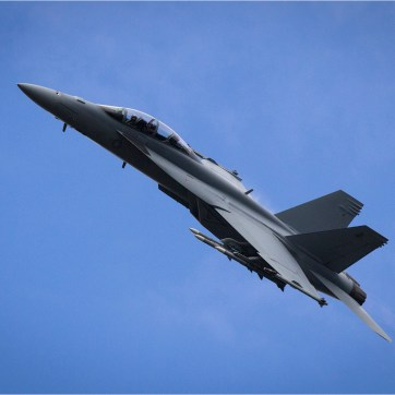F-18, F-18 in blue sky, Farnborough Air show, Air show, Air display, Jet fighters, Military jets