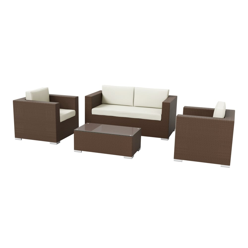wicker sofa sets uk new beds for sale aspire set indoor seating from eclipse furniture