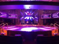 Thomson Majesty Show Lounge Lighting | Eclipse Lighting ...