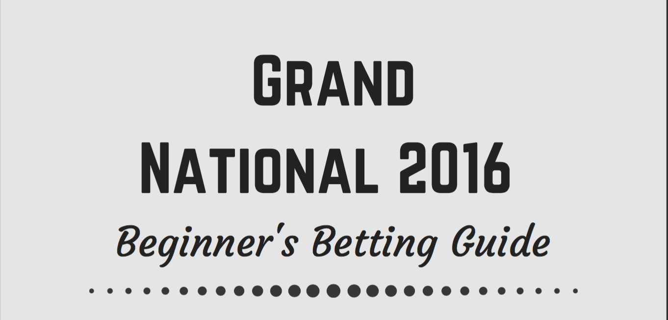 Download our Grand National Beginners Betting Guide, how