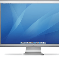 30 pulgadas Apple cinema display