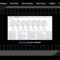 Gickr crea tus archivos Gif Animados online