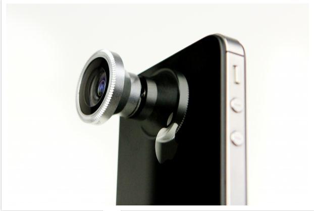 Lentes Ojos de pez, macro, gran angular y teleobjetivos para tu iPhone